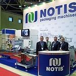Notis на выставке упаковочного оборудования Упак-Италия 2013